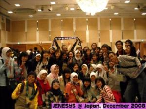Jenesys 2008 - Indonesia